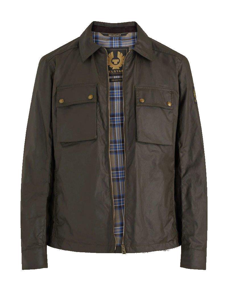 Belstaff Dunstall Jacket 20015 Faded Olive