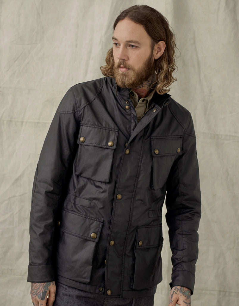Belstaff Fieldmaster Jacket 90000 BLACK