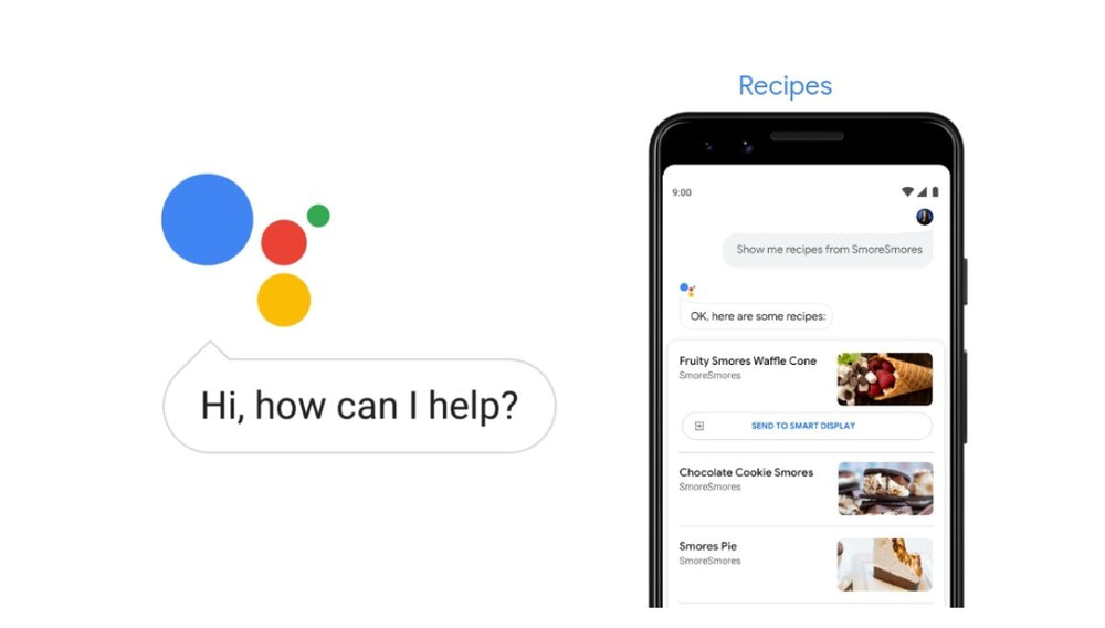 How To Make Google Assistant Read Your Recipes