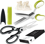 Kitchen Shears & Herb Scissors Set