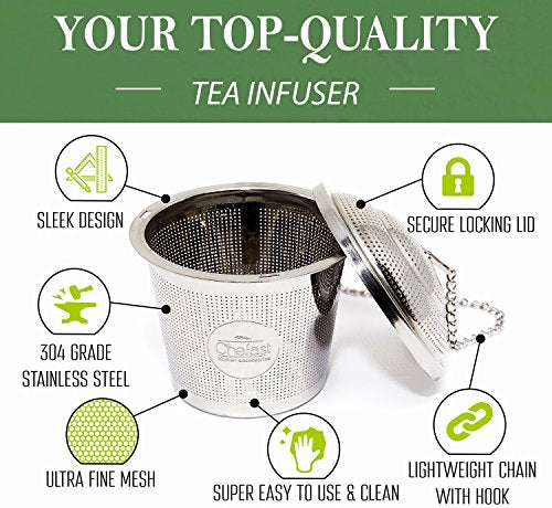 Load image into Gallery viewer, Tea Infuser Set - advantages