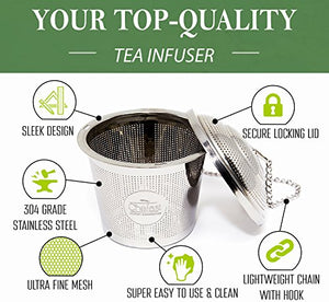 Tea Infuser Set - advantages