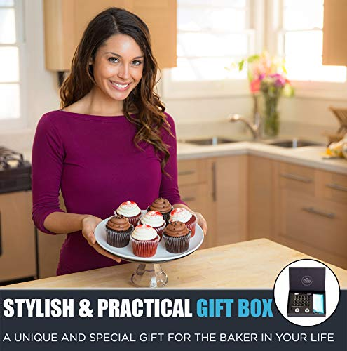 Load image into Gallery viewer, Cake Decorating Tip Set - Gift box