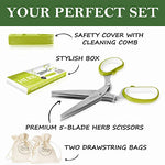 Herb Scissors Set