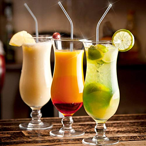 Stainless Steel Drinking Straws 4x2 Combo Kit