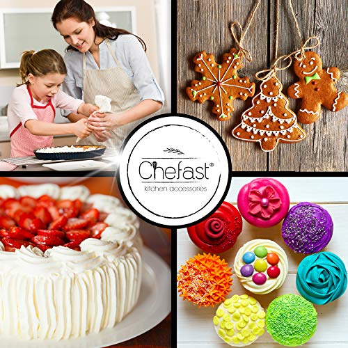 Cake Decorating Tip Set - Perfect decoration