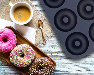 Load image into Gallery viewer, Donut Pan with doughnats