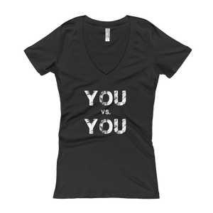 'You VS. You' Women's V-Neck