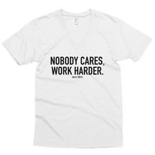 Load image into Gallery viewer, 'Nobody Cares' Men's V-Neck