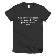 Load image into Gallery viewer, 'Key To Success' Women's T-Shirt