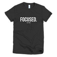 Load image into Gallery viewer, 'Focused' Women's T-Shirt