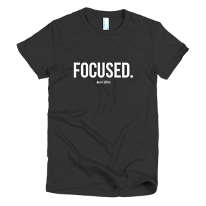 'Focused' Women's T-Shirt
