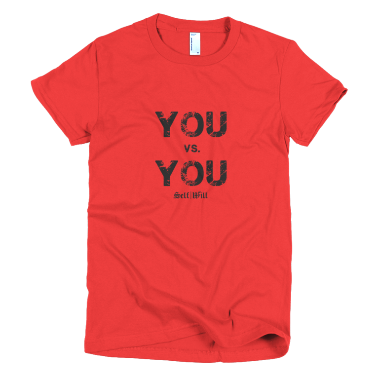 'You VS. You' Women's T-Shirt