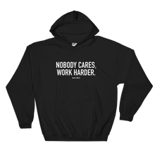 Load image into Gallery viewer, 'Nobody Cares' Pullover Hoodie
