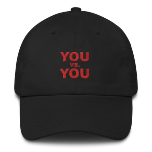 'You VS. You' Dad Hat