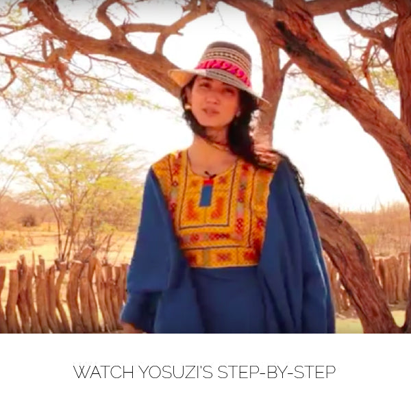 Yosuzi - How to Wear & Pack