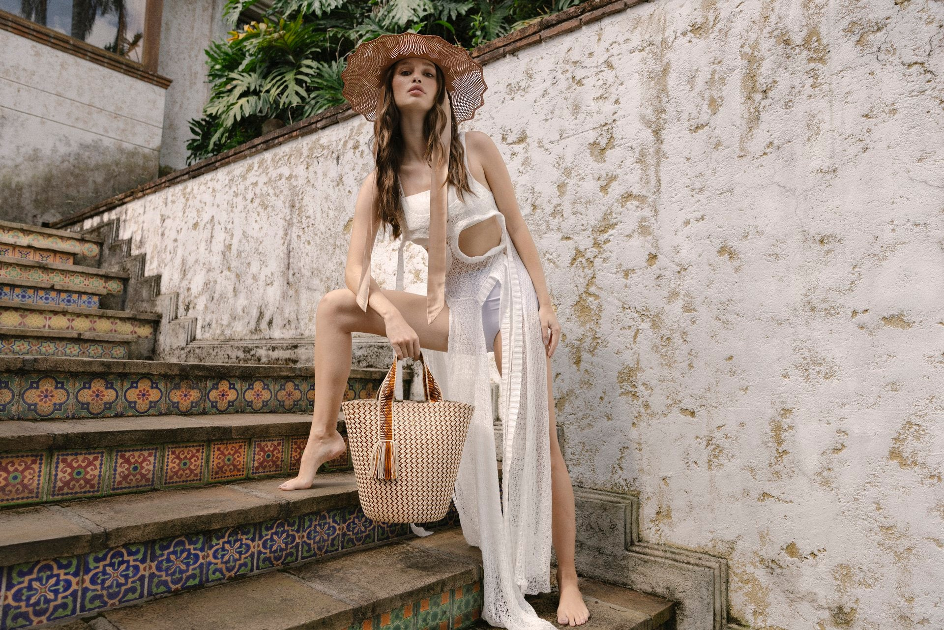 Yosuzi 2018 Womens Hats and Bags Campaign