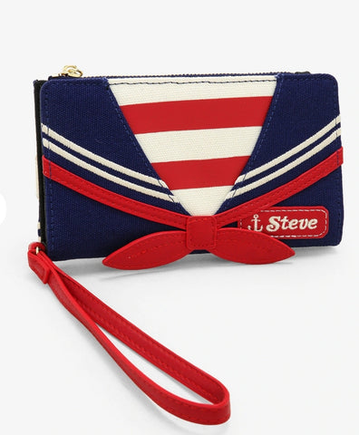 Cartera Loungefly Stranger Things Stev - To Be Fashion Action
