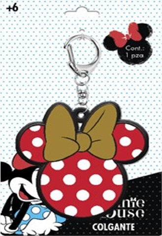 Lllavero Minnie Mouse - To Be Fashion Action