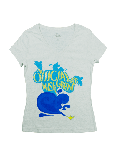 Playera Disney Aladdin Mujer - To Be Fashion Action