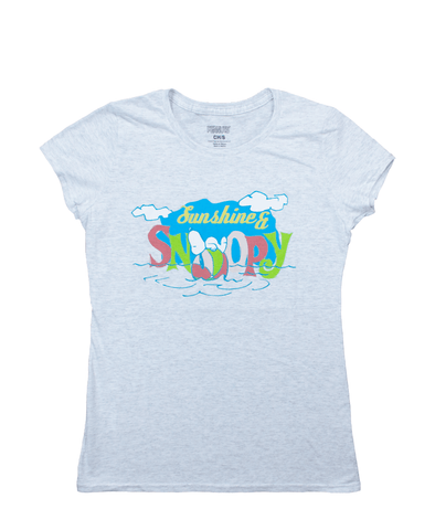 Playera Snoopy Mujer - To Be Fashion Action