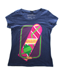 Playera Back To The Future Mujer