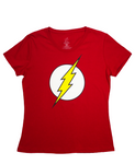 Playera Flash Mujer - To Be Fashion Action
