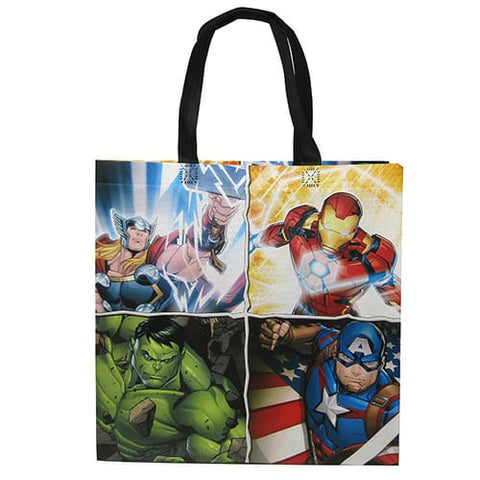 Bolsa Reusable Marvel Avengers - To Be Fashion Action