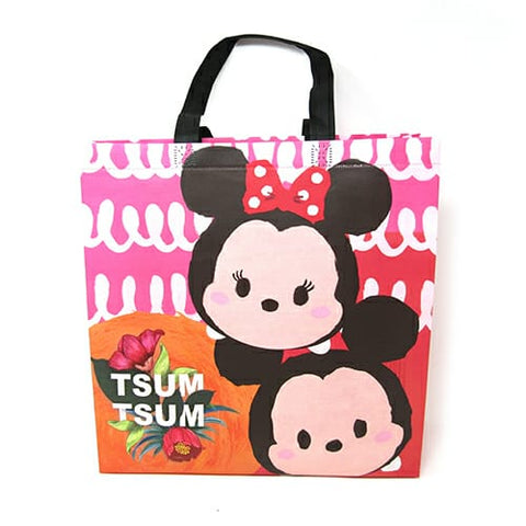 Bolsa Reusable Disney Tsum Tsum - To Be Fashion Action