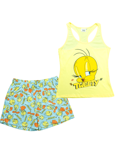 Pijama Looney Tunes Piolín Mujer - To Be Fashion Action