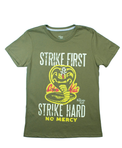 Playera Cobra Kai Hombre - To Be Fashion Action