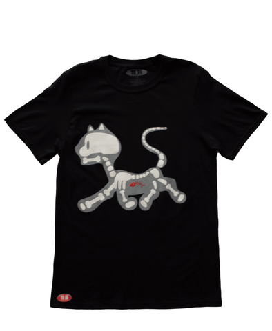 Playera Gato Hombre - To Be Fashion Action
