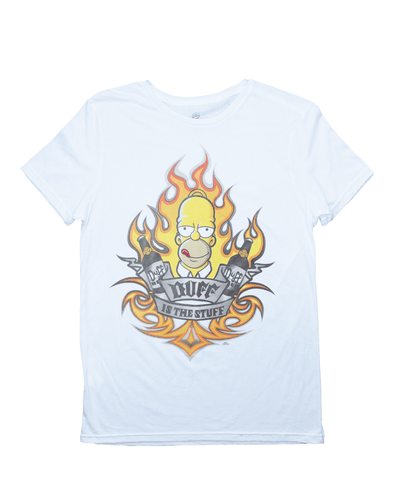 Playera Simpsons Hombre - To Be Fashion Action