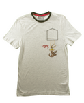 Playera Looney Tunes Coyote Hombre - To Be Fashion Action