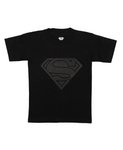 Playera Superman Black Niño - To Be Fashion Action