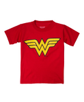 Playera Wonder Woman Niña - To Be Fashion Action
