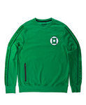 Sudadera Linterna Verde Hombre - To Be Fashion Action