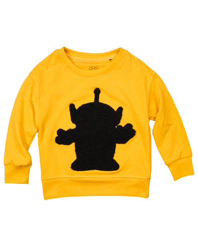 Sudadera Toy Story Alien Niña - To Be Fashion Action