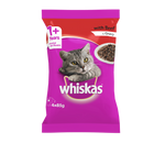 Whiskas Cat Food Jelly Single Sachet Beef 85g