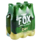 Fox Dry Crisp Apple Cider Bottle 330ml 6 pack