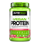 Nutritech 100% Vegan Protein Forest Fresh Strawberry 908g