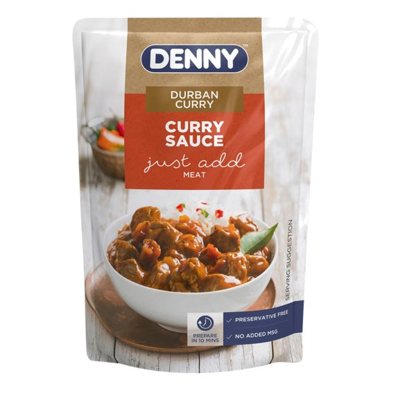 Denny Curry Cook In Sauce - Durban Curry