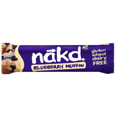 Nakd Bar - Blueberry Muffin