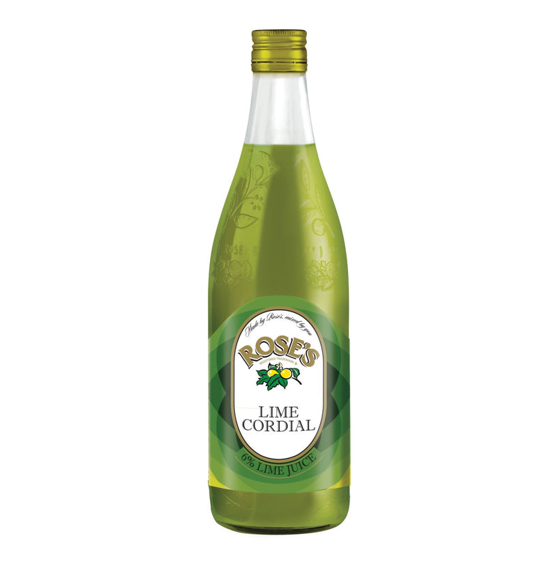 Rose's Lime Cordial 750ml