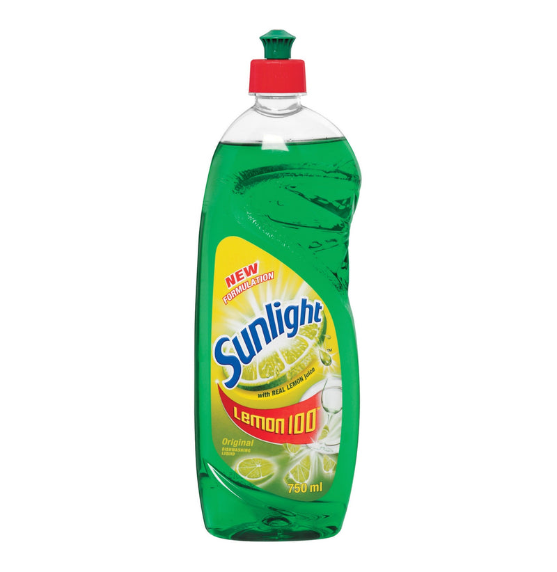 Sunlight Diswashing Liquid Original 750ml