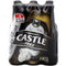 Castle Free - Alcohol-free Beer 340ml Bottle 6 Pack