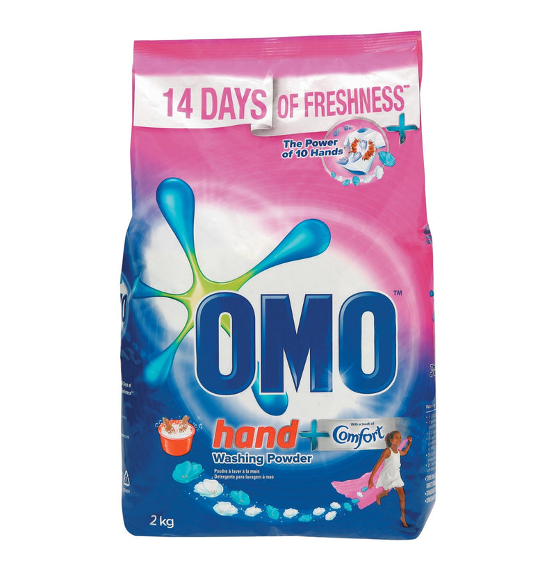Omo Hand Washing Powder 2kg