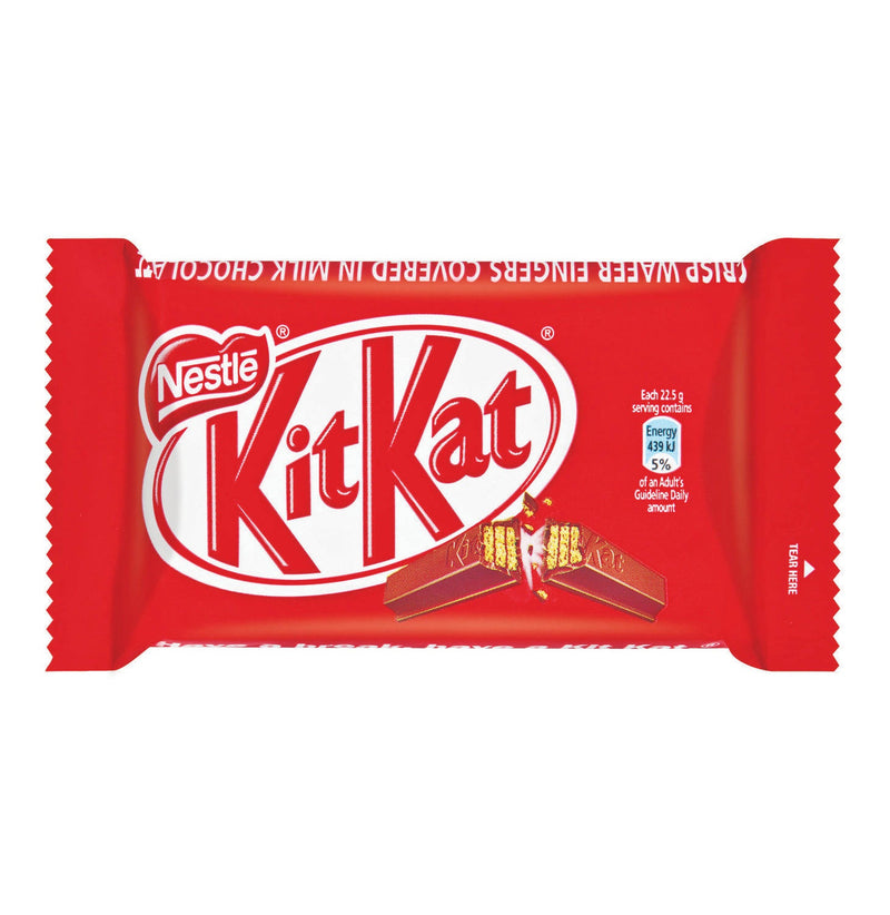 Kit Kat 4 Finger Original Slab