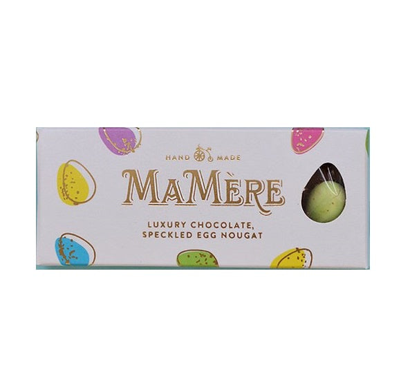 Ma Mère - Speckled Egg Nougat Bar 62g