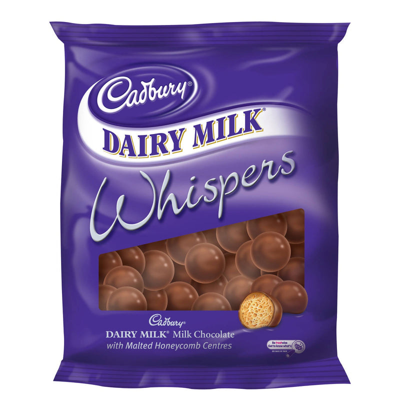 Dairy Milk Whispers - Large Bag